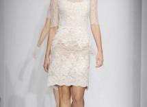 vestito da sposa effetto nude watters