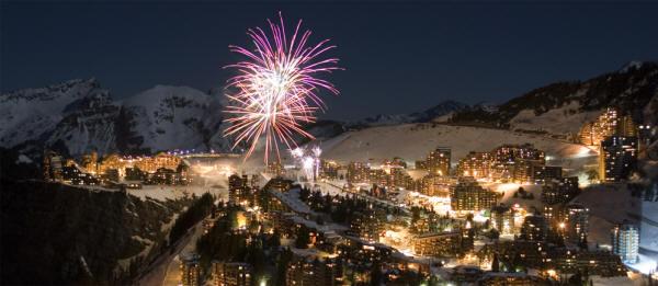 Capodanno sulla neve