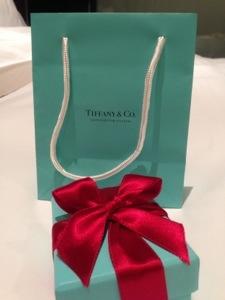 Cinque regali di Natale Tiffany per lui