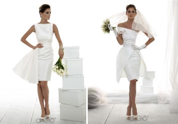0016b60bf07d Abiti Sposa Matrimonio Civile Inverno ~ Abiti da sposa per matrimonio civile  inverno su