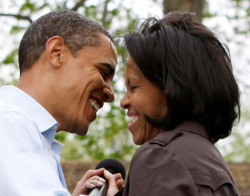 Film Michelle e Barack Obama