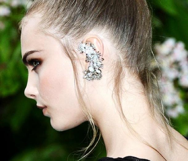 Che cos'è l'ear cuff