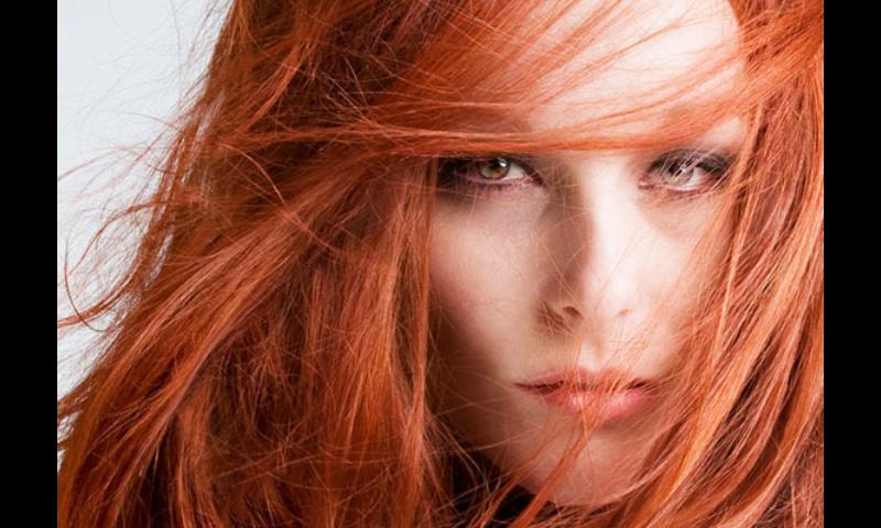 Make-up per chi ha capelli rossi