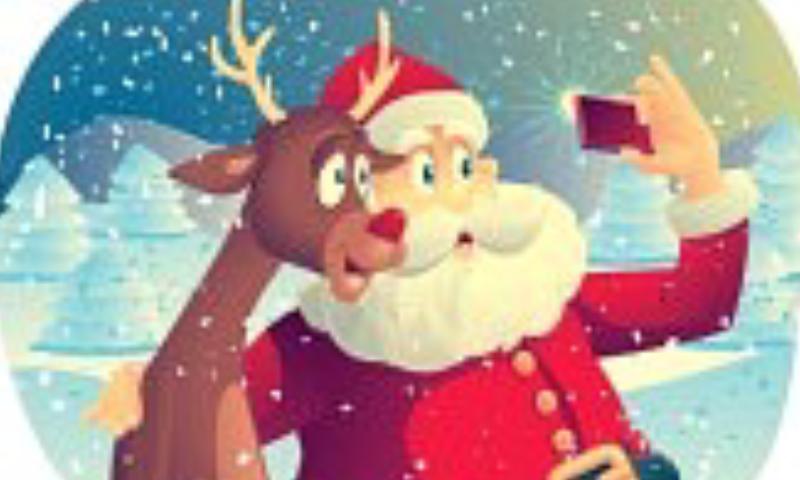 Auguri Di Natale Originali.Come Fare Selfie Originali Per Auguri Di Natale Donne Magazine