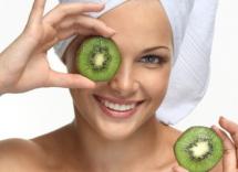 Quali sono i benefici del kiwi sulla pelle