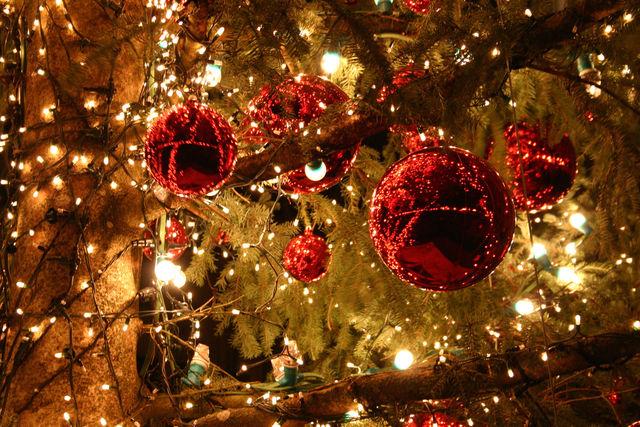 Gli addobbi di Natale più belli