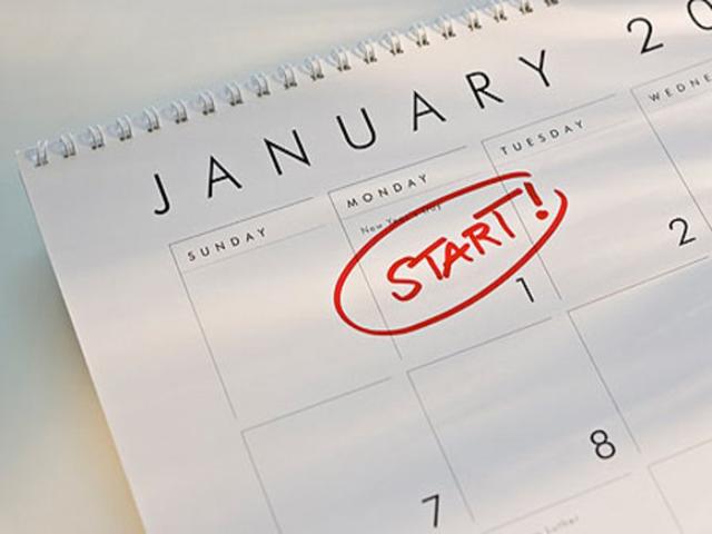Come rispettare buoni propositi per 2015