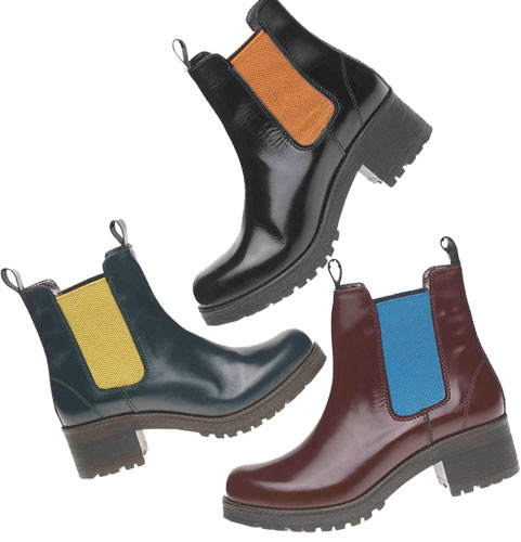 Come pulire gli ankle boots