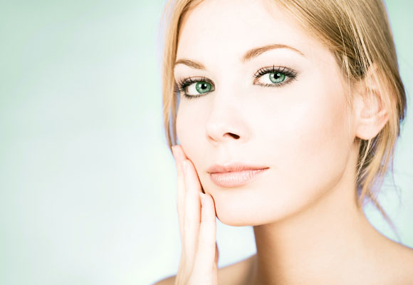 Come truccare la pelle chiara