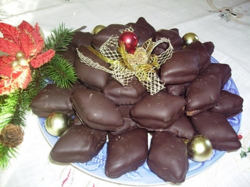 Ricetta mostaccioli napoletani di Natale