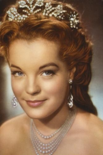 Make up Romy Schneider