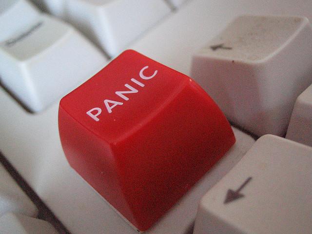 Come reagire a un attacco di panico