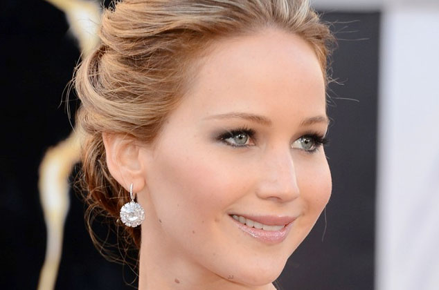 Tutorial Make-up Jennifer Lawrence