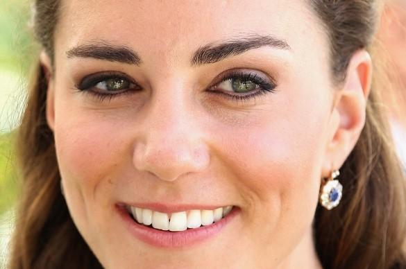 Tutorial trucco Kate Middleton