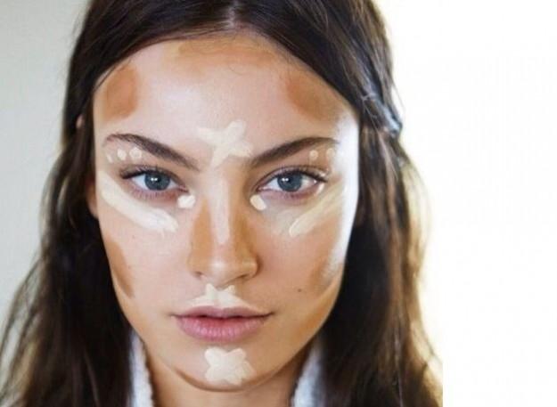 Come fare contouring viso lungo