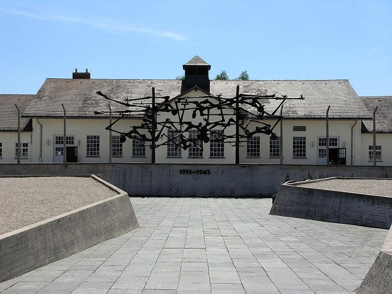 Visite ai campi di concentramento in Germania