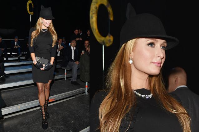 Guardaroba Di Paris Hilton.Paris Hilton Settimana Della Moda Milano 2015 Donne Magazine