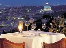Ristorante romantico economico a roma per san valentino