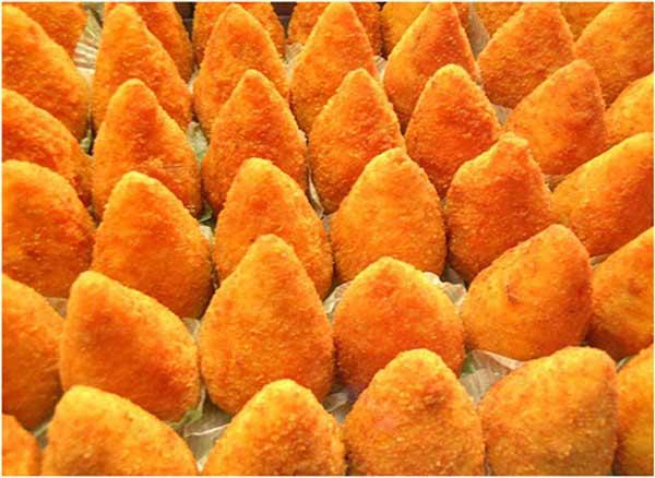 La ricetta dei veri arancini siciliani
