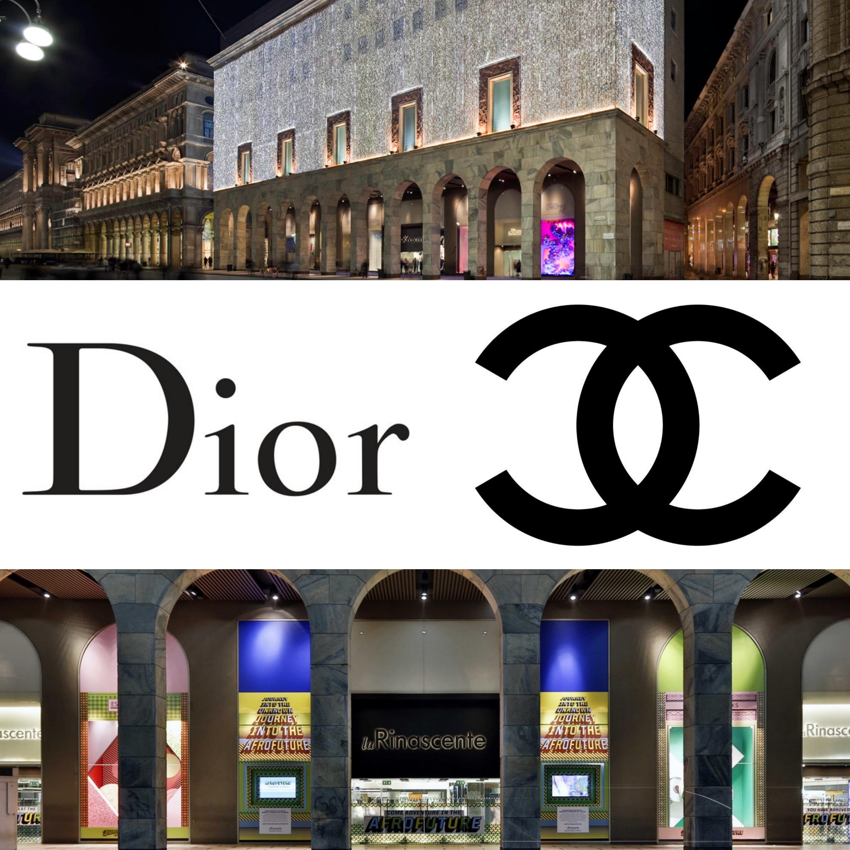 Quali negozi alta moda piazza duomo Milano