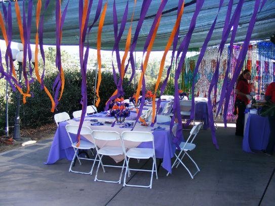 Come decorare il giardino per festa carnevale bimbi - Come decorare il giardino ...