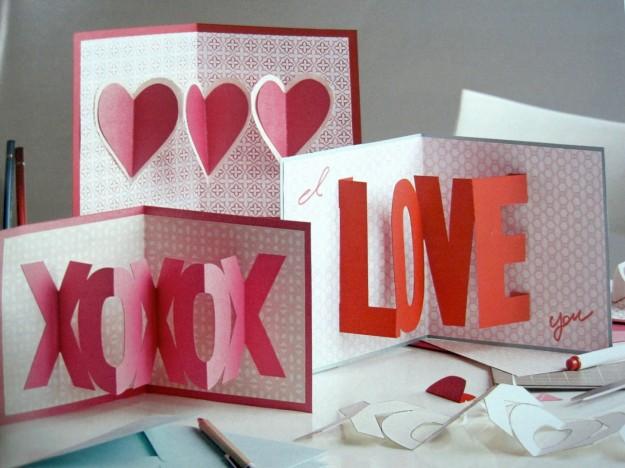 Idee biglietti romantici San Valentino