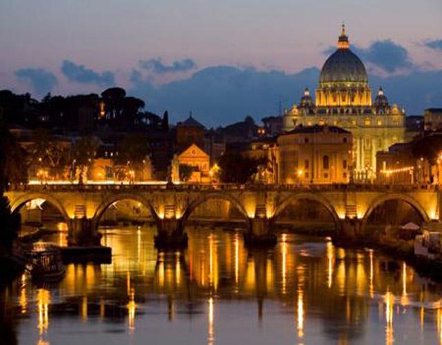 Mete romantiche città con ponti in Italia