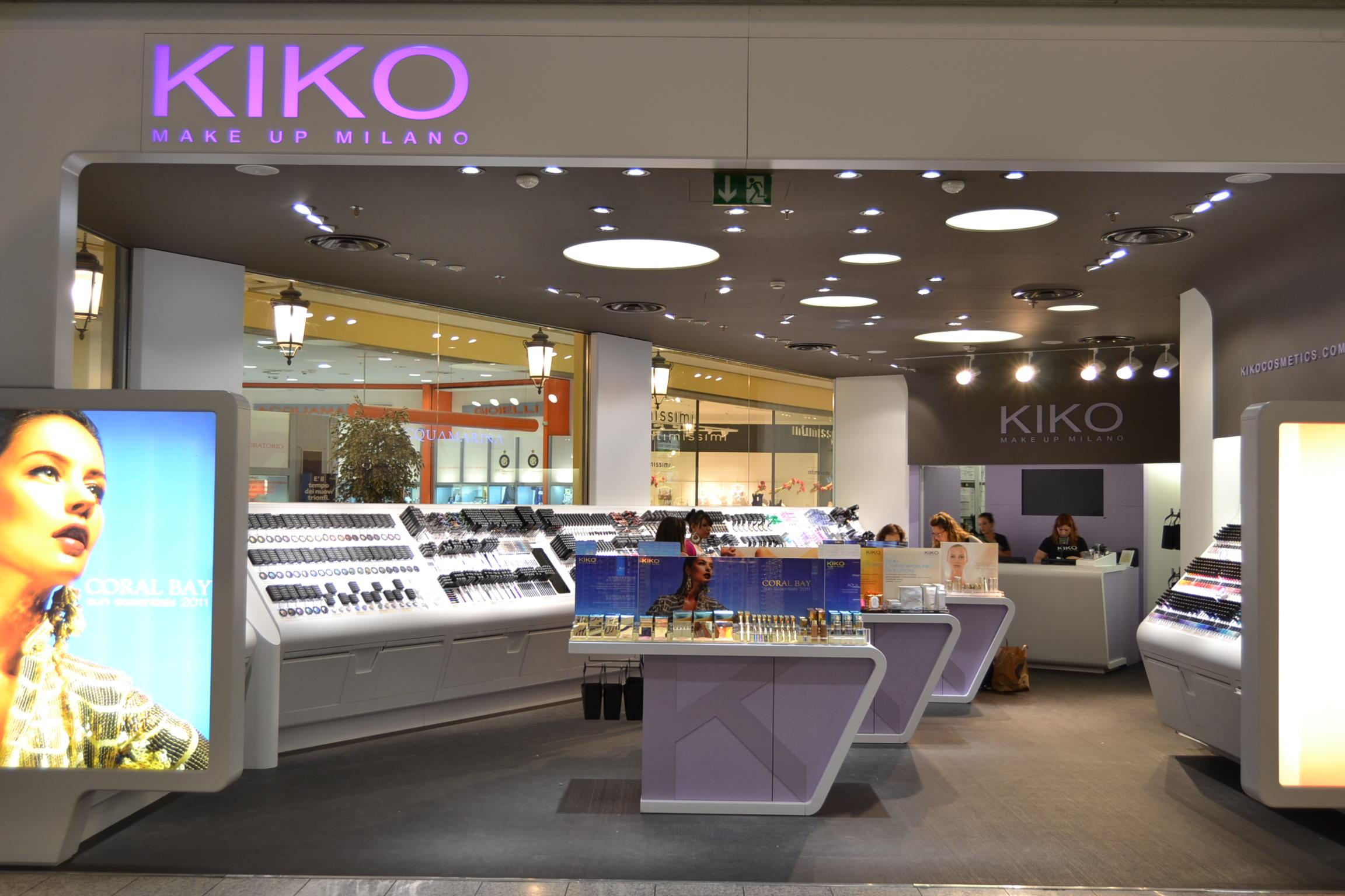 offerte lavoro make up artist kiko roma 2015