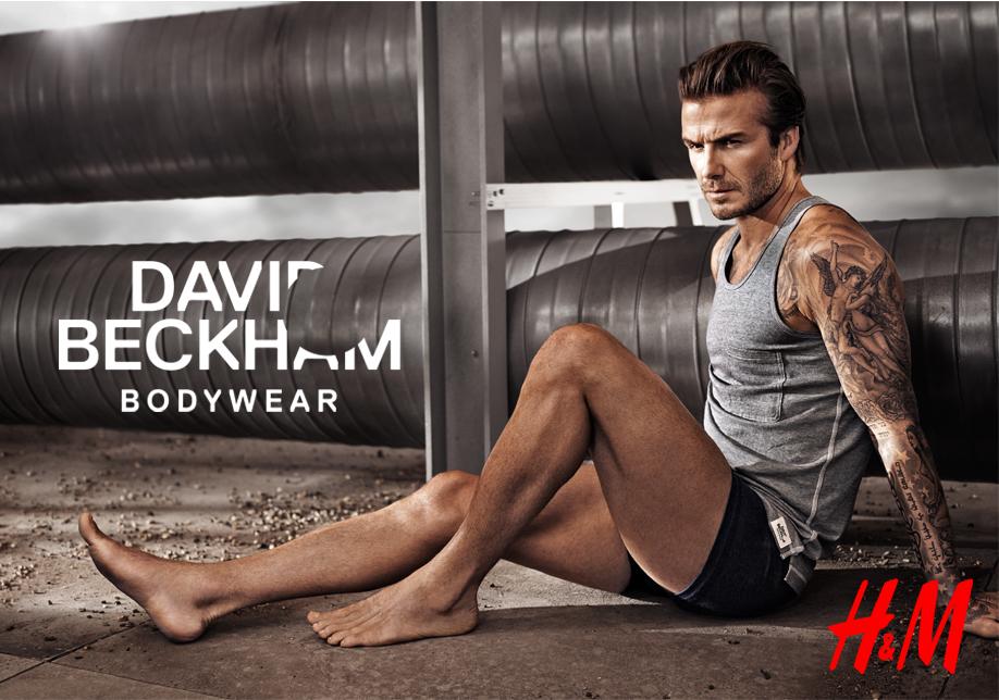 Pantaloni guardaroba H&M David Beckham primavera 2015