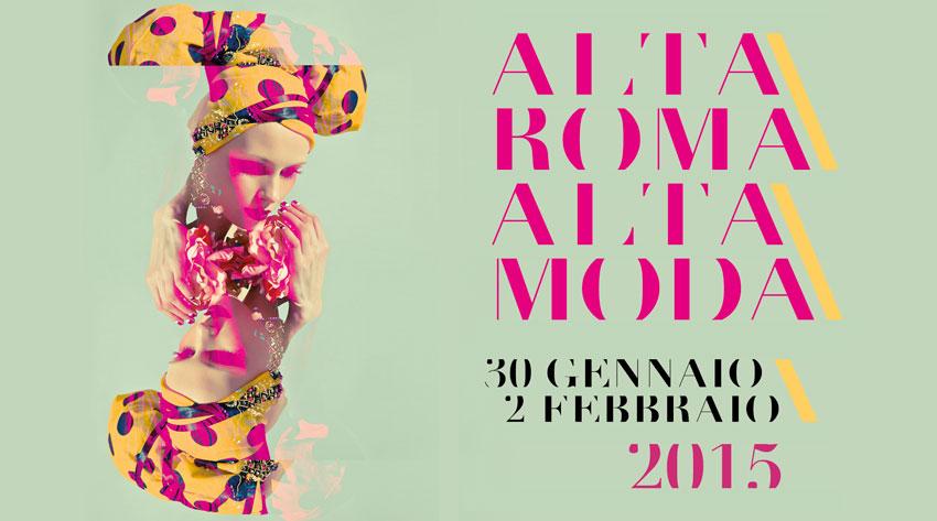 Programma eventi AltaRomAltaModa 2015