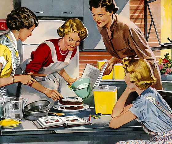 Come diventare perfetta donna di casa in 7 mosse