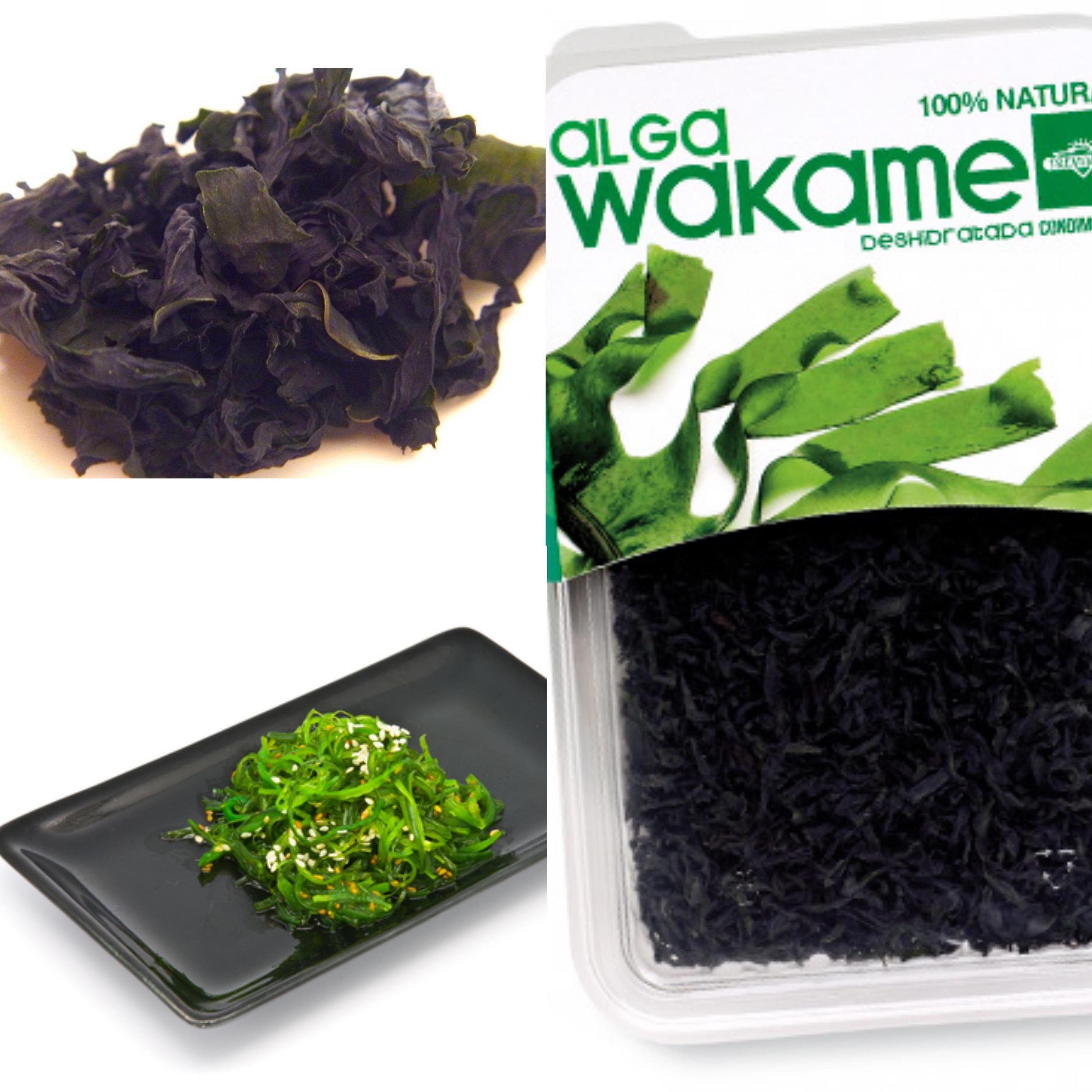Alghe wakame per dimagrire