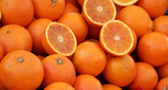 Come preparare maschera di bellezza con arance
