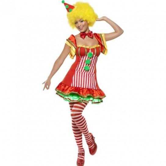 Tutorial trucco da clown per Carnevale 2015