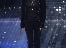 irene grandi in outfit total black