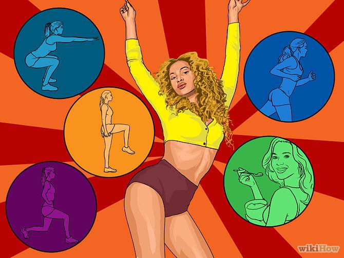 Esercizi glutei alti come Beyonce