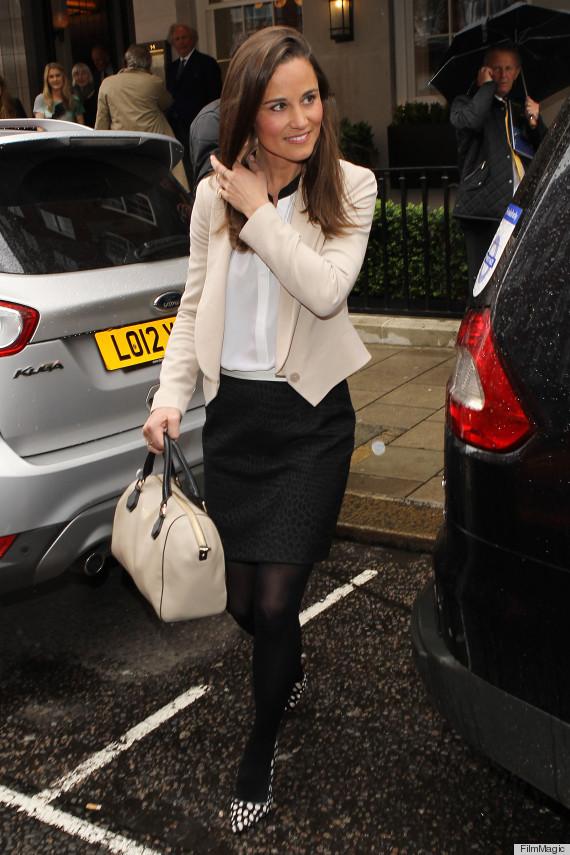 Che lavoro Pippa Middleton