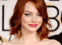 Come ricreare colore rosso con sfumature Emma Stone