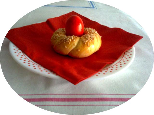 Segnaposto originale tavola pranzo di Pasqua