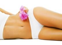 Come esfoliare naturalmente zona bikini per estate