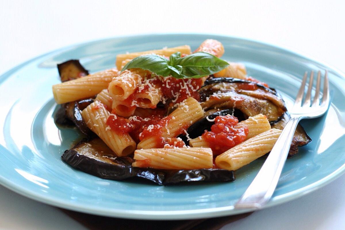 Ricetta pasta alla norma siciliana