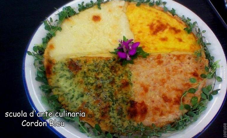 Crostata dell'ortolano colazione Pasqua ricetta Cordon Bleu