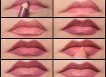 Come truccare le labbra sottili