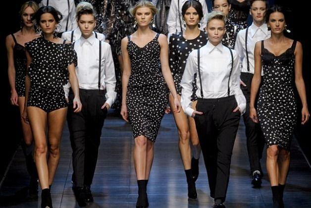 10 modelle pi pagate al mondo donne magazine for Liceo di moda milano