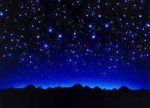 Come ricreare cielo stellato soffitto camera da letto