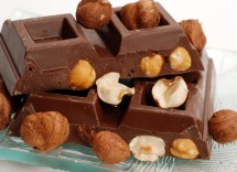 Quante calorie ha la cioccolata alle nocciole