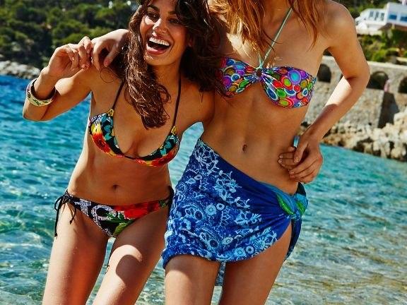 Modelli bikini Desigual estate 2015