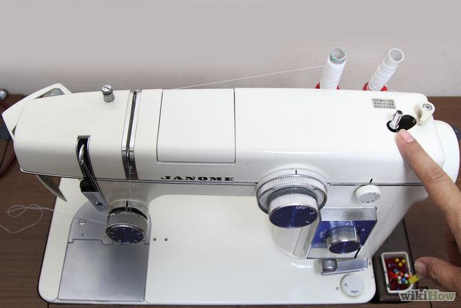 Come usare una macchina da cucire