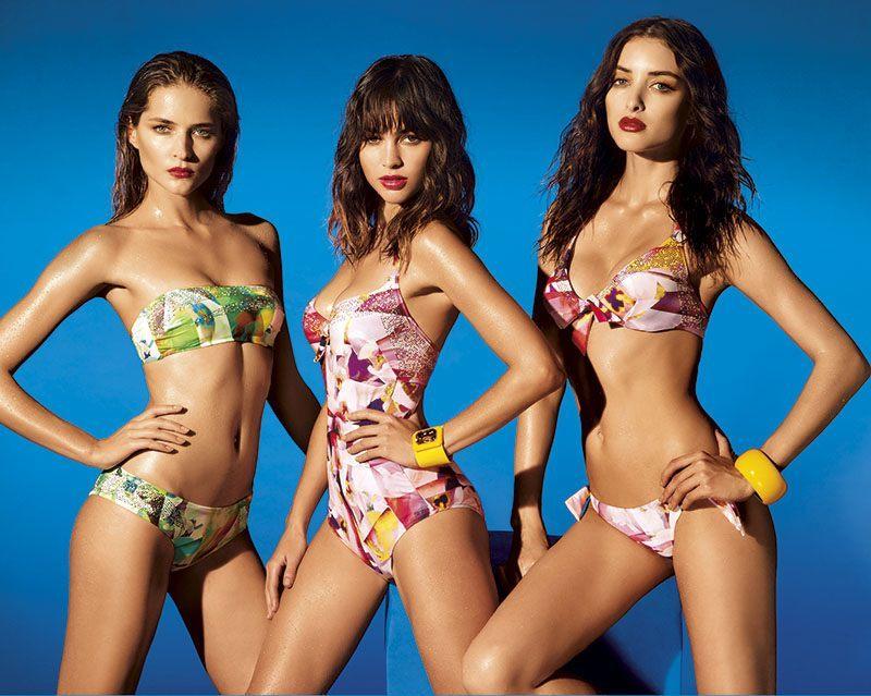 Modelli bikini estate 2015 Parah