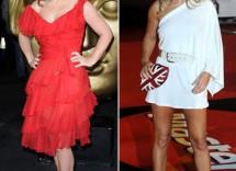Classifica 5 donne vip da grasse a magre